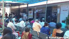Indien   Coronakrise: Wanderarbeiter kehren zurück