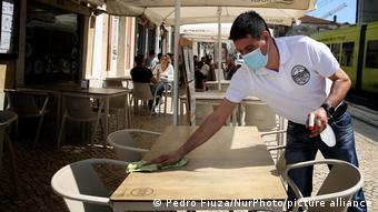 Πορτογαλία, πανδημία, άνοιγμα εστίαση
