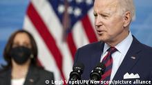 Präsident Joe Biden