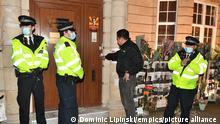 UK Botschaft von Myanmar in London | Botschafter Kyaw Zwar Minn