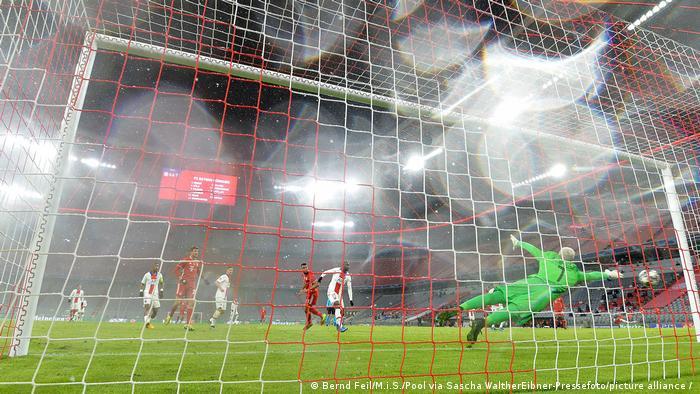 07.04.2021, Fussball Championslaegue: FC Bayern München - Paris Saint Germain