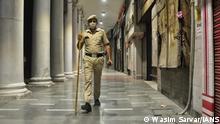 Indien Corona-Pandemie Neu Delhi