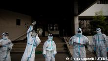 Philippinen Virus Jäger