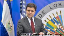 El Salvador Besuch Ricardo Zuniga Sonderbeauftragter der US-Regierung
