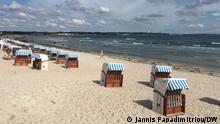 Nordeutschland Tourismus und Außengastronomie