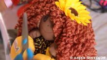 Kapverde Puppen Bastler