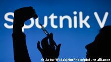 Covid-19 Impfstoff Sputnik V Symbolbild