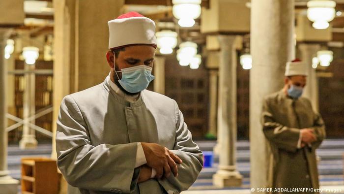 Jamaah di Kairo, Mesir