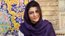 Homa Ruhafza - iranische Sängerin