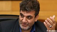Mohammad Javad Kulivand - Stellvertreter des iranischen Innenministers;