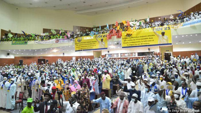 Tschad Präsidentschaftswahlen Idriss Déby Itno