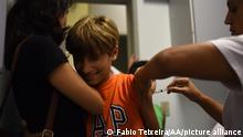 Brasilien Impfung gegen Gelbfieber
