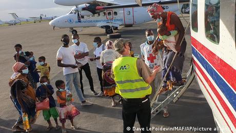 Mosambik Palma | nach Angriff von Rebellen
