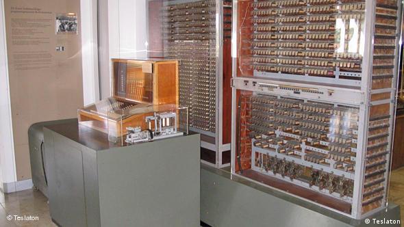 100 Jahre Konrad Zuse Z3 Flash-Galerie