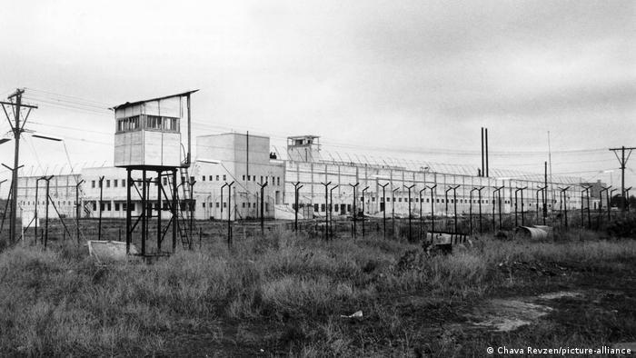 Центральная тюрьма в Рамле, в которой содержался Эйхман