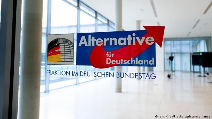 Symbolbild Fraktion AfD im Bundestag