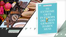 DW Euromaxx Zuschaueraktion Souvenirs mit Buchcover deutsch