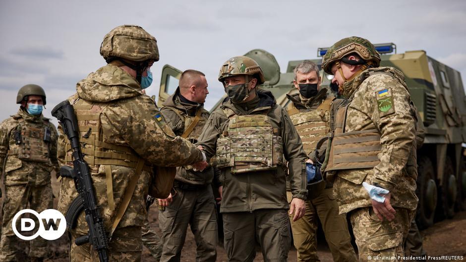 ABD'den Doğu Ukrayna açıklaması: Endişelerimiz artıyor