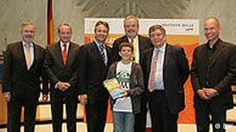 Феликс Финкбайнер - самый юный участник международной конференции по климату