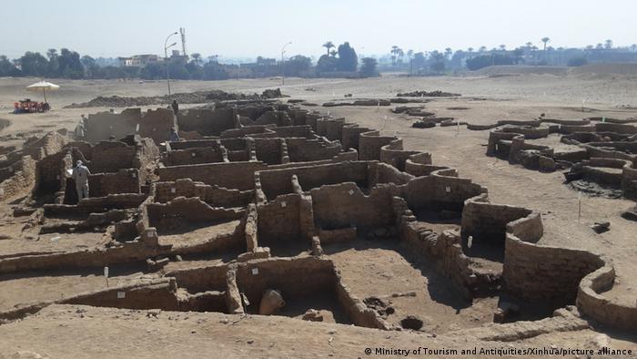 Поки археологи розкопали лише частину міста