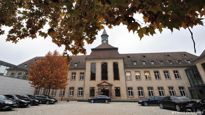 The ENA school in Strasbourg