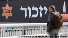 Israel | Gedenken an die Opfer des Holocaust