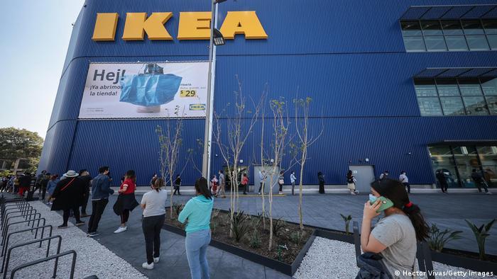 Mexiko | Eröffnung IKEA Store in Mexico City