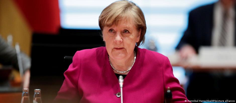 Media: Angela Merkel zaszczepi się AstraZeneką