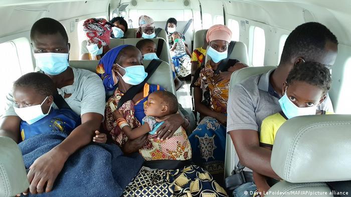 Mosambik | Palma | nach Angriff von Rebellen