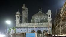 Indien Gyanvapi Masjid Moschee in Varanasi