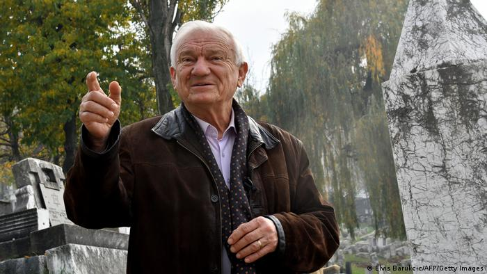Jovan Divjak je jedan od heroja obrane Sarajeva