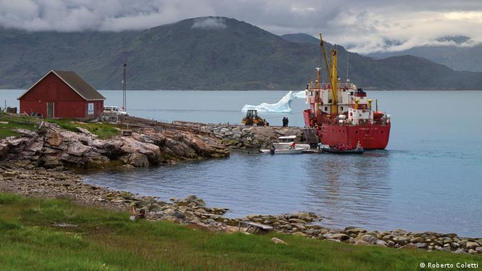 Global Ideas | Grönland Bergbau