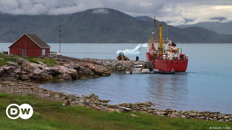The battle over Greenland's untapped natural resources