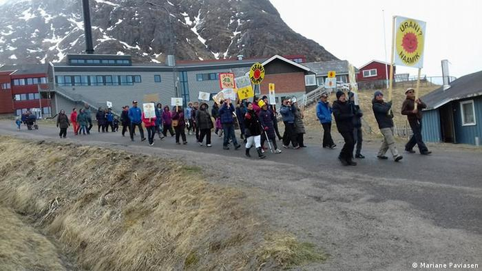 Prosvjedi protiv rudnika