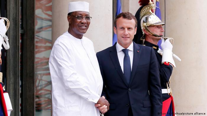 Pourquoi Paris soutient Idriss Déby Itno ? | Afrique | DW | 09.04.2021