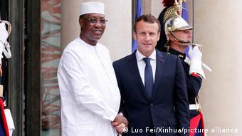Selon plusieurs observateurs, Idriss Déby peut compter sur l'appui de la France