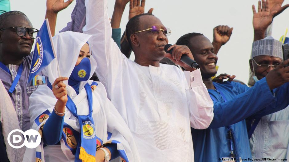 Chad′s president likely to extend rule in upcoming vote