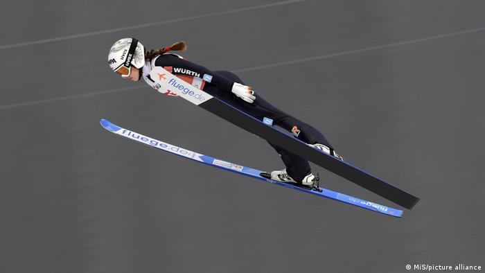 Skispringen Nordische Ski-WM   Frauen