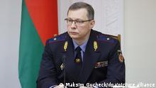 Belarus Minsk General Andrey Shved