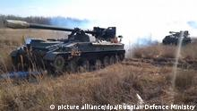 BG Spannungen an der russisch-ukrainischen Grenze
