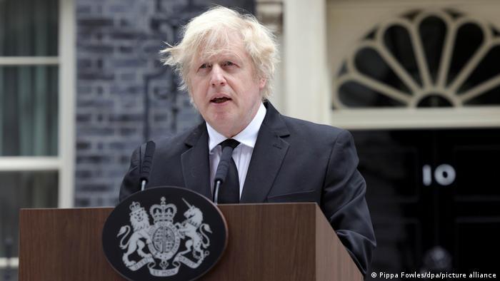 London GB Trauer um Prinz Philip