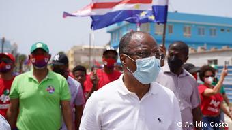 Kap Verde   Wahlkampf 2021