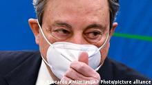 Italien Rom | Mario Draghi, Italien |Sofagate-Eklat um Sitzordnung