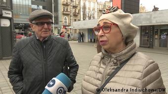 Вера Николаевна и Владимир Николаевич, жители Харькова
