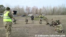 Ukraine | Charkiw | Trainingscamp Zivilverteidigung
