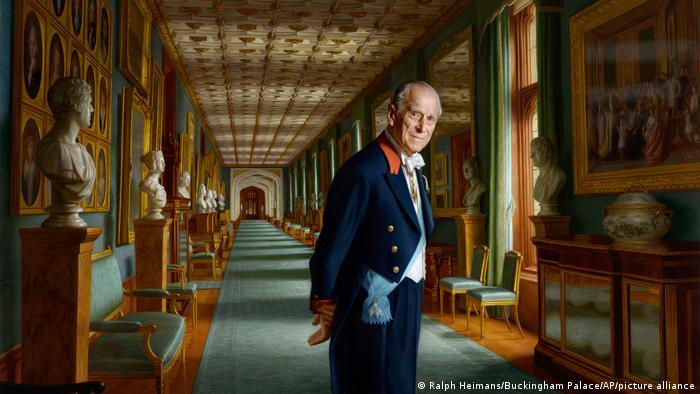 Ninguna otra persona en la historia del país ha sido consorte real tanto tiempo como el príncipe Felipe