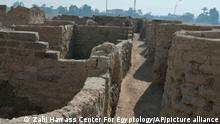 Ägypten Archäologie Zahi Hawass Center