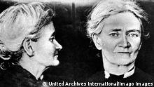 Violet Gibson, Attentäterin |gescheitertes Attentat auf Benito Mussolini