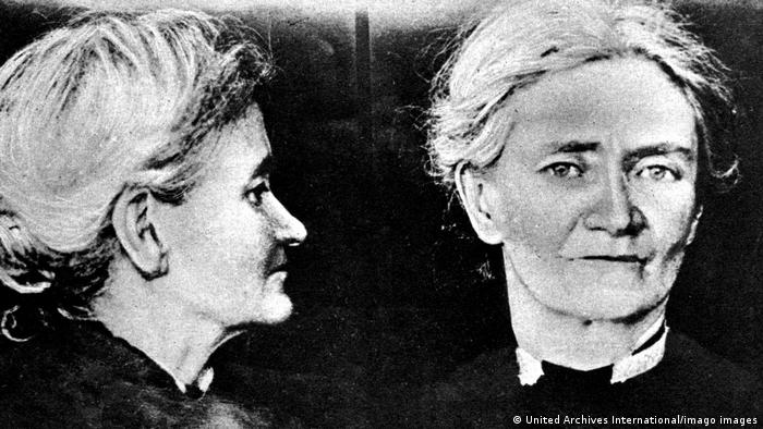 Violet Gibson procedía de una rica familia angloirlandesa de Dublín.