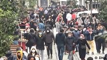 Türkei Istanbul | volle Straßen trotz Corona
